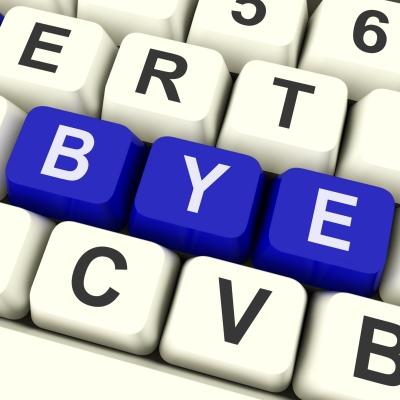 Bye Bye … Intuición